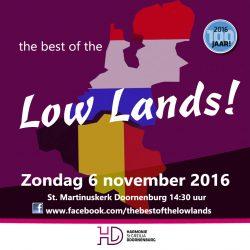 Uniek concert Harmonie Doornenburg