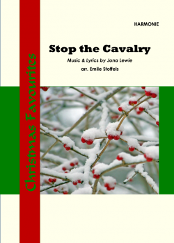 Stop the Cavalry (Ha)