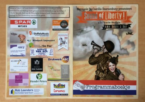 Sound of Liberty! concert Doornenburg