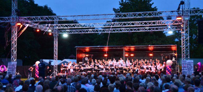 Jubileumconcert Harmonie Doornenburg